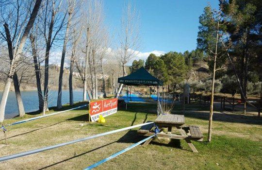 Fecha 6º Triatlón de montaña de Cofrentes